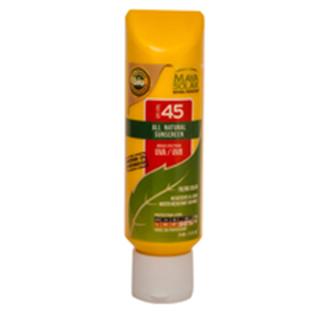 Sunblock SPF 45 - 50 Biodegradable 5 oz